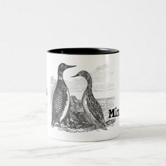 Loons in Minnesota Mug