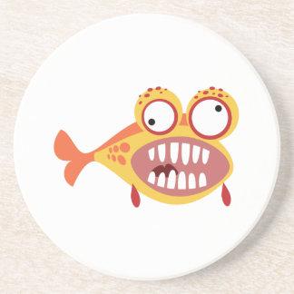 Loony Fish Coaster