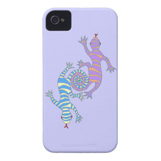 Looping Lizards ! Case-Mate iPhone 4 Cases