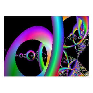 Loops Art Card Business Card