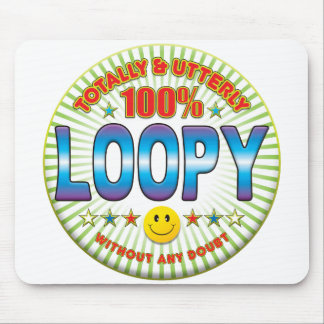 Loopy Totally Mousemats