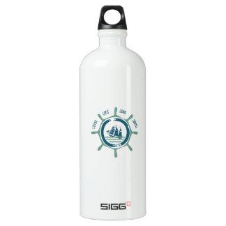 Loose Lips Sink Ships SIGG Traveller 1.0L Water Bottle