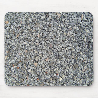 Loose stone and Gravel Texture Mousepads
