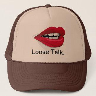 Loose Talk. Cap