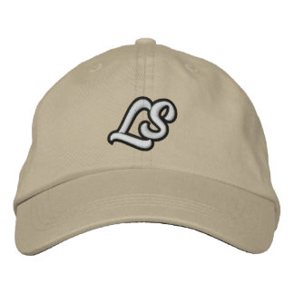 LooseSquares White Logo Dad hat