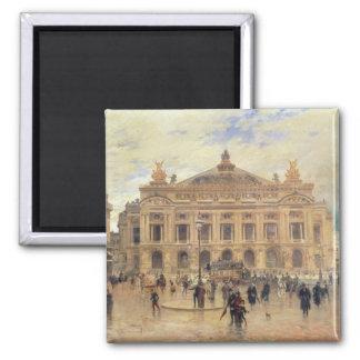 L'Opera, Paris Square Magnet