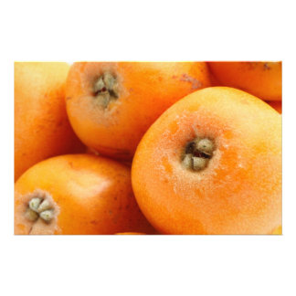 Loquats Personalized Stationery