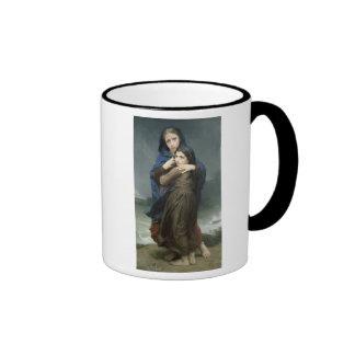 L'Orage (The Storm) William-Adolphe Bouguereau Ringer Mug