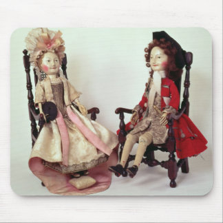Lord and Lady Clapham Mouse Mat