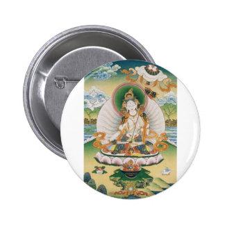 Lord Buddha Button