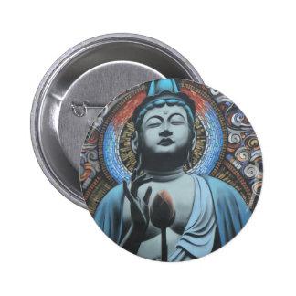 Lord Buddha Pinback Buttons