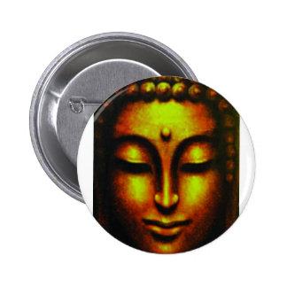 Lord Buddha Pinback Button