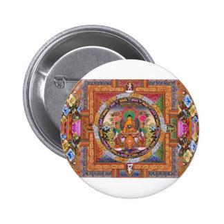 Lord Buddha Pin