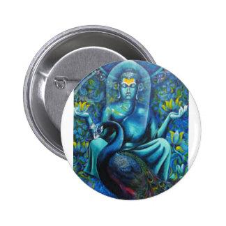 Lord Buddha Buttons