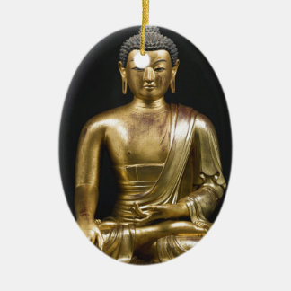 Lord Buddha Christmas Ornament