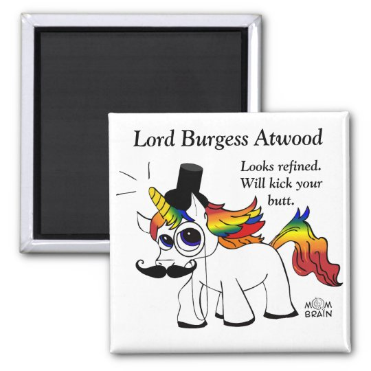 Lord Burgess Magnet - Looks refined...