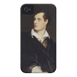 Lord Byron after a Portrait painted by Thomas Phil iPhone 4 Case