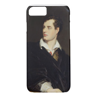 Lord Byron after a Portrait painted by Thomas Phil iPhone 7 Case