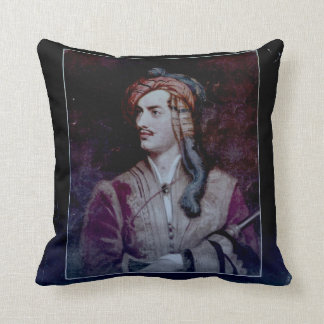 Lord Byron Pillow