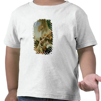 Lord Byron reposing in the house T-shirts