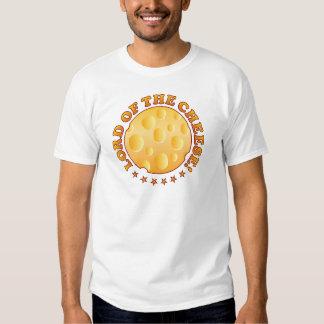 Lord Cheese Brown Tshirts