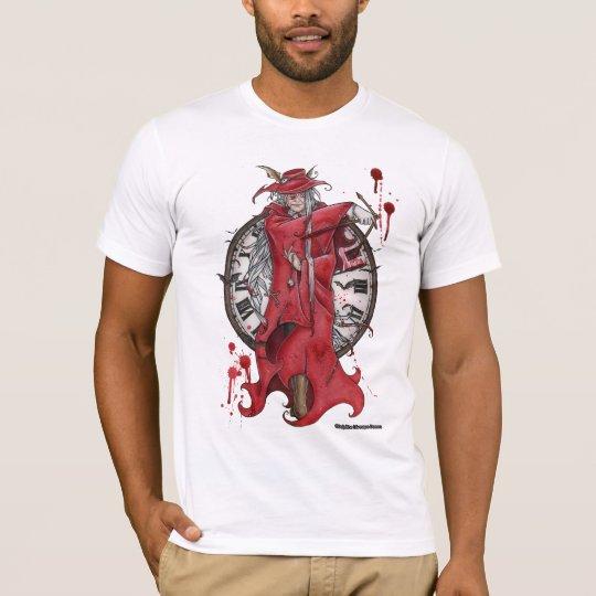 Lord Chronos Killing Time Gothic Shirt