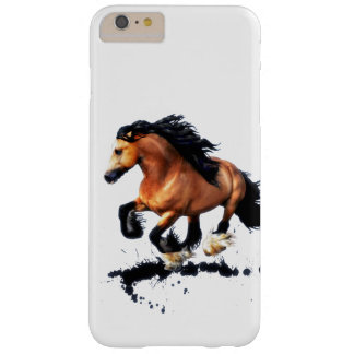 Lord Creedence Gypsy Vanner Horse Barely There iPhone 6 Plus Case