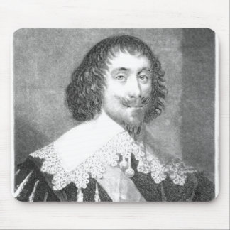 Lord Fairfax  illustration Mouse Mat