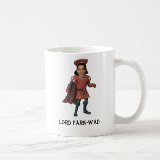 Lord Fark-Wad Cup Coffee Mug