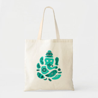 Lord Ganesh Elephant India Budget Tote