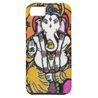 Lord Ganesha iPhone 5 Cases