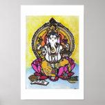 Lord Ganesha Print