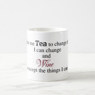 Lord, give me tea.......Mug Coffee Mug