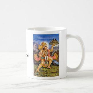 Lord Hanuman, Lord Hanuman, LordHanuman Basic White Mug