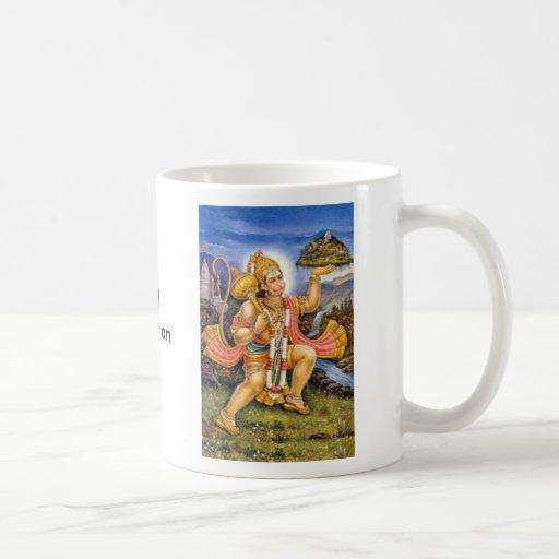 Lord Hanuman, Lord Hanuman, LordHanuman Coffee Mugs