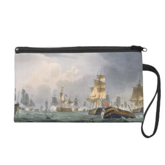 Lord Howe's Victory, 1st June 1794, engraved by Th Wristlet Purses