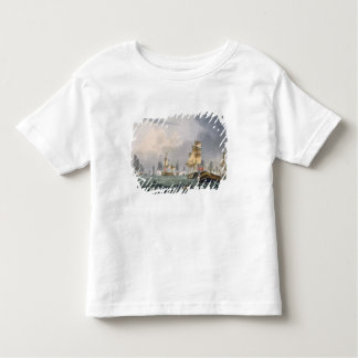 Lord Howe's Victory, 1st June 1794, engraved by Th Toddler T-Shirt