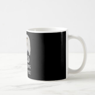 LORD I AM NOTHING WITHOUT YOU COFFEE MUG