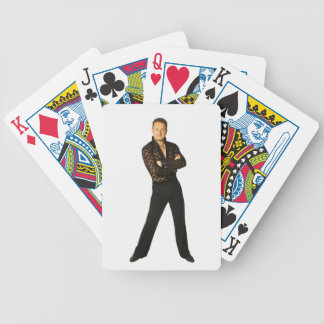 Lord Jason Kisogloo - Simplicity Range Bicycle Playing Cards