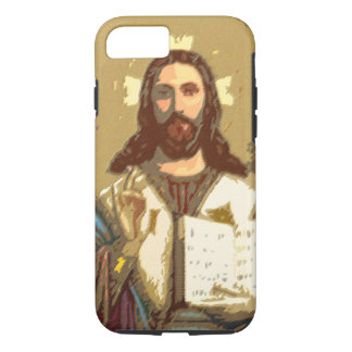 Lord Jesus christ apple iPhone 7 hard case design,