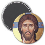 Lord Jesus Christ Son of God Magnet