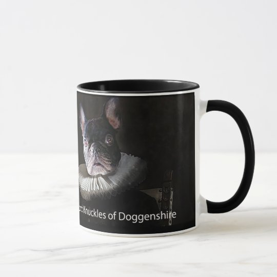 Lord Knuckles of Doggenshire Mug