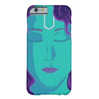 Lord Krishna Barely There iPhone 6 Case