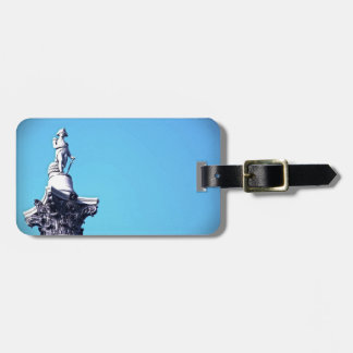 Lord Nelson Just Hanging Out - London -Luggage Tag
