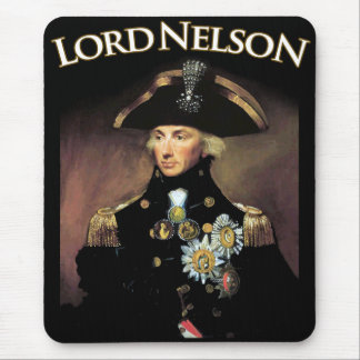 Lord Nelson Mouse Mat