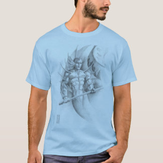 Lord of Atlantis Sketch T-Shirt