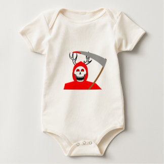 Lord Of Death Baby Bodysuit