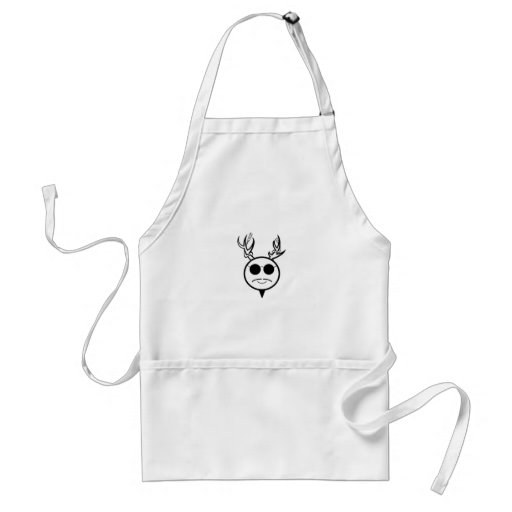 Lord of The Animals Apron