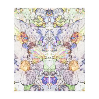 Lord of the Bloom Canvas Print