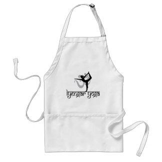 Lord of The Dance Pose Iyengar Yoga Gift Standard Apron